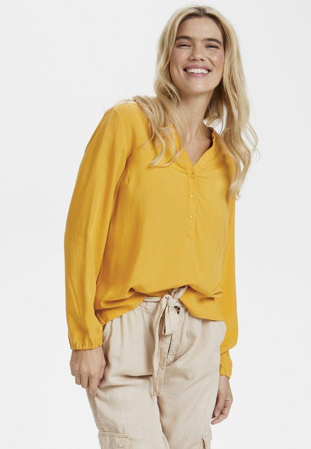 SARASZ - Bluzka - yellow