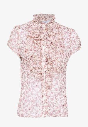 Overhemdblouse - crystal outline