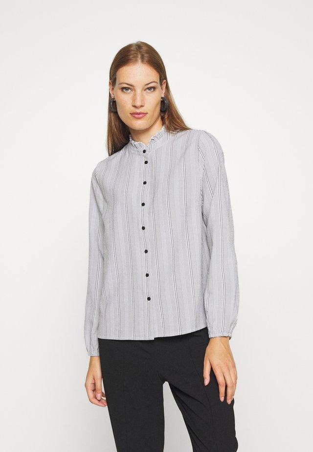 BILLIE - Button-down blouse - blue deep