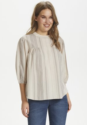 BIRKESZ  - Blouse - ice