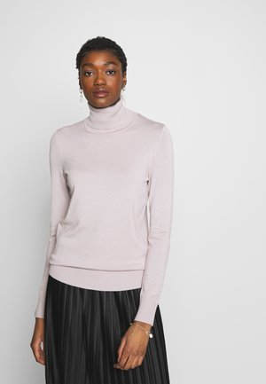ROLL NECK - Jumper - pale lilac
