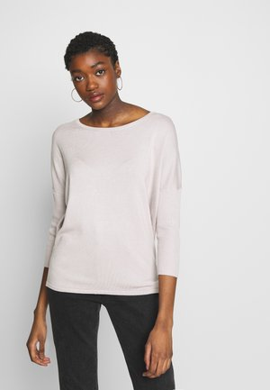 MILA NECK - Sweter - pale lilac