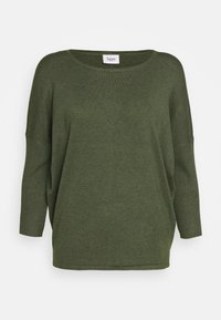 army green melange