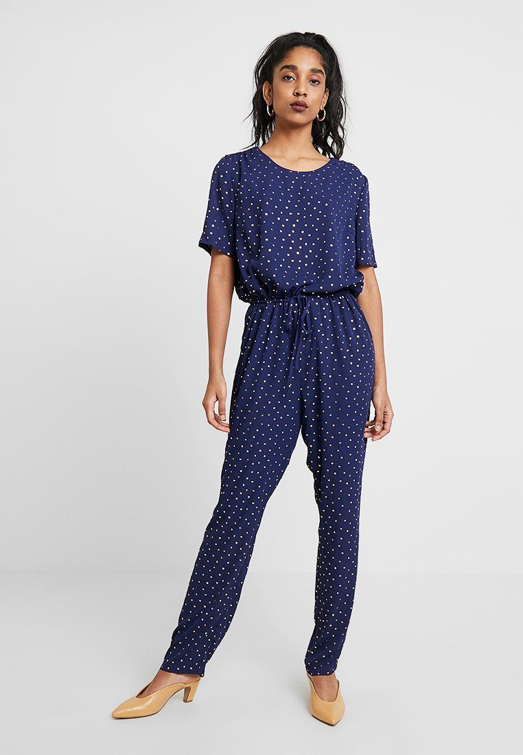 Saint Tropez - Jumpsuit - blue