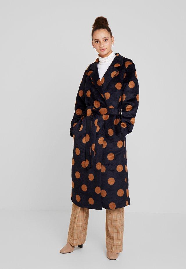 COAT - Zimní kabát - dark blue