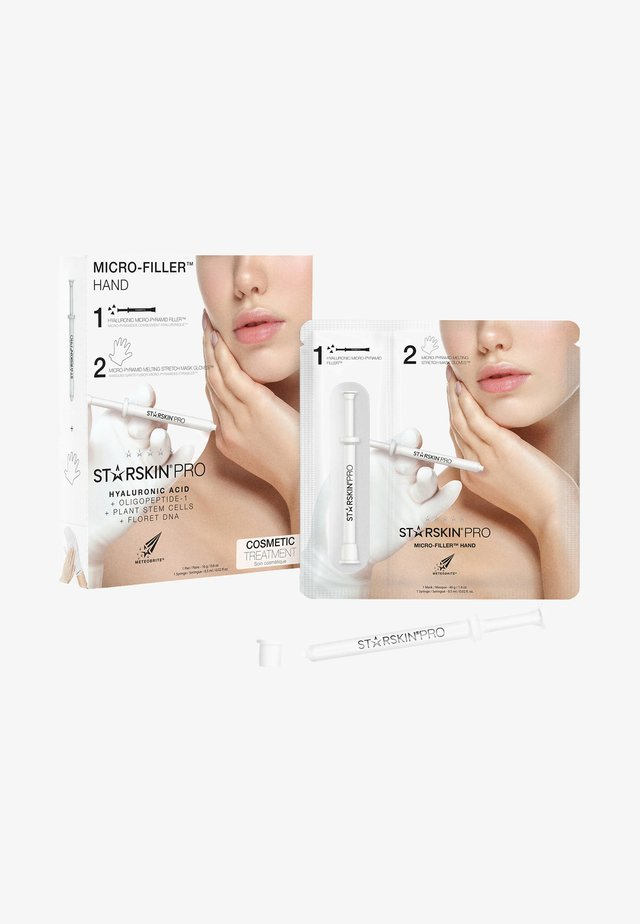 MICRO FILLER HAND - Bath and body set - -
