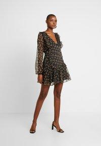 Stevie May - ONE LAST TIME MINI DRESS - Korte jurk - voodoo child - 2