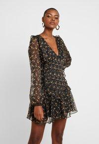 Stevie May - ONE LAST TIME MINI DRESS - Korte jurk - voodoo child - 0
