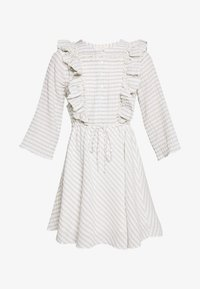 Stevie May - DOLCI MINI DRESS - Day dress - blue/natural stripe - 4