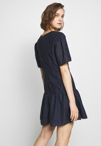 Stevie May - CHATEAU MINI DRESS - Day dress - navy blue - 4