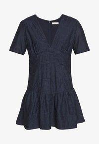 Stevie May - CHATEAU MINI DRESS - Day dress - navy blue - 5