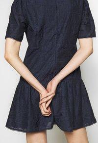 Stevie May - CHATEAU MINI DRESS - Day dress - navy blue - 6