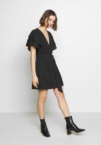 Stevie May - SURREY MINI DRESS - Day dress - black - 0