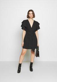 Stevie May - SURREY MINI DRESS - Day dress - black - 1