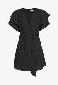 Stevie May - SURREY MINI DRESS - Day dress - black - 5