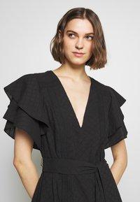 Stevie May - SURREY MINI DRESS - Day dress - black - 3