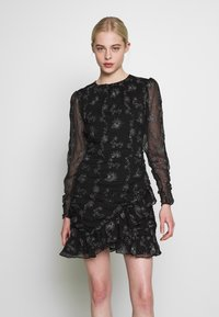 Stevie May - DEVONTE MINI DRESS - Cocktail dress / Party dress - black - 0
