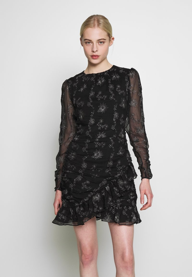 Stevie May - DEVONTE MINI DRESS - Cocktail dress / Party dress - black
