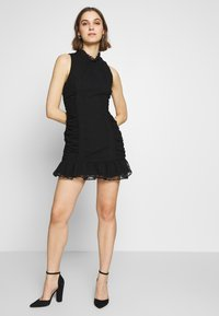 Stevie May - ODETTE MINI DRESS - Day dress - black - 1