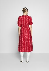Stevie May - GRACIE MIDI DRESS - Day dress - red - 2
