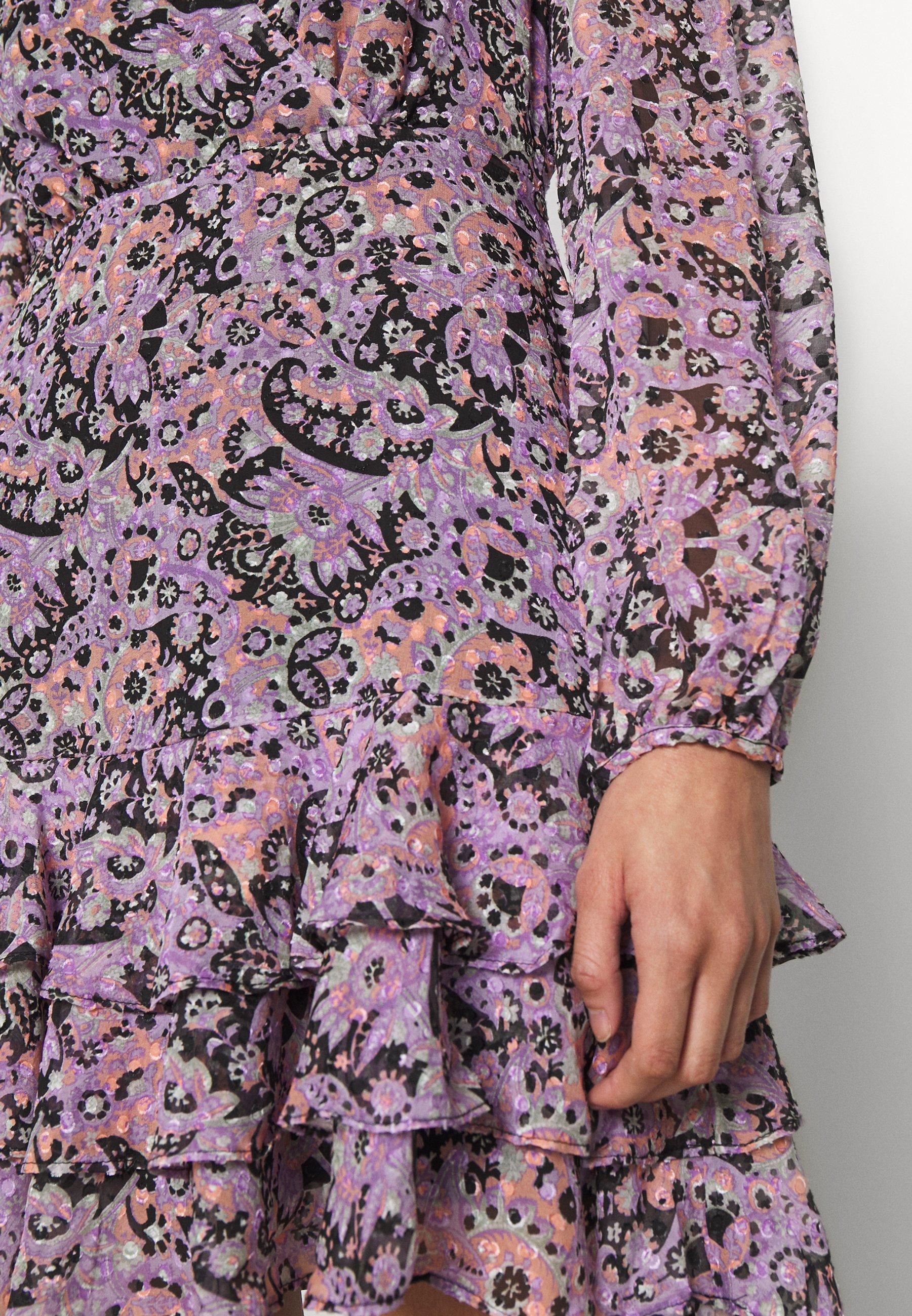 The East Order ASTRID MINI DRESS - Kjole - pink