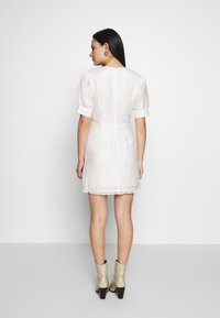 Stevie May - THRIVE MINI DRESS - Day dress - white - 2