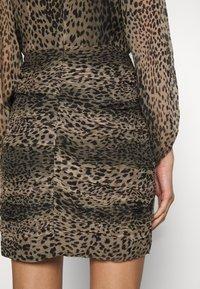 Stevie May - NEW LIGHT MINI DRESS - Day dress - black - 5