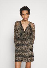 Stevie May - NEW LIGHT MINI DRESS - Day dress - black - 0