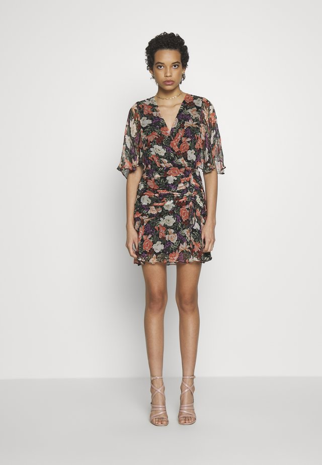 SERENDIPITY MINI DRESS - Day dress - dark paradiso