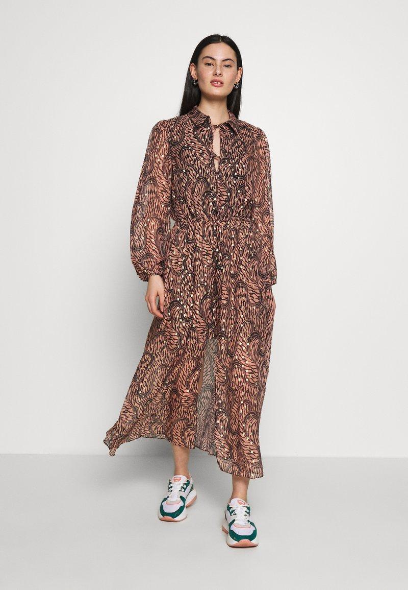 Stevie May - BRAZIL DRESS - Day dress - geo swirl