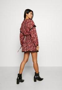 Stevie May - MINI DRESS - Day dress - red - 3