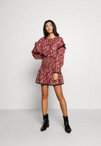Stevie May - MINI DRESS - Day dress - red - 2
