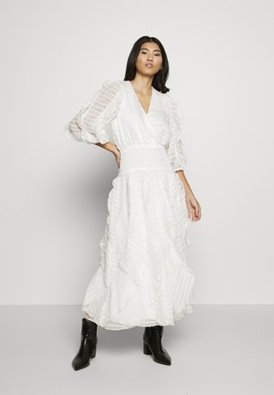 SANCTUARY MIDI DRESS - Sukienka letnia - white