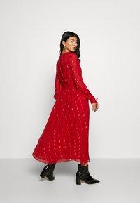Stevie May - DRESS - Day dress - ruby foil - 3