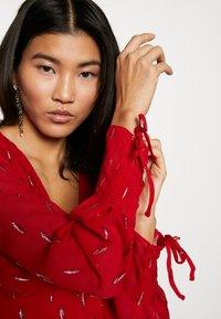 Stevie May - DRESS - Day dress - ruby foil - 4