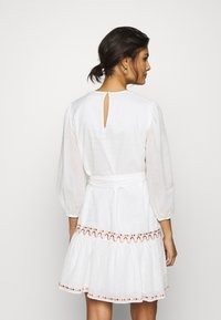 Stevie May - AFTERNOON DELIGHT MINI DRESS - Day dress - off-white