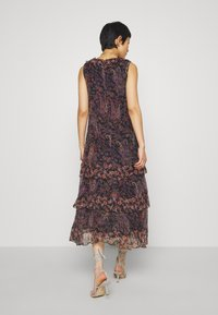 Stevie May - COSMIC LOVE MIDI DRESS - Day dress - black - 2