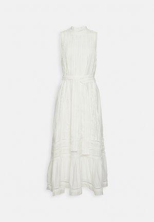 SAFIYA MIDI DRESS - Cocktail dress / Party dress - ecru