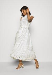 Stevie May - SAFIYA MIDI DRESS - Cocktail dress / Party dress - ecru - 1