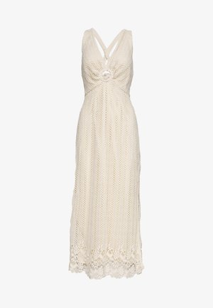 ALPINE MIDI DRESS - Day dress - off white