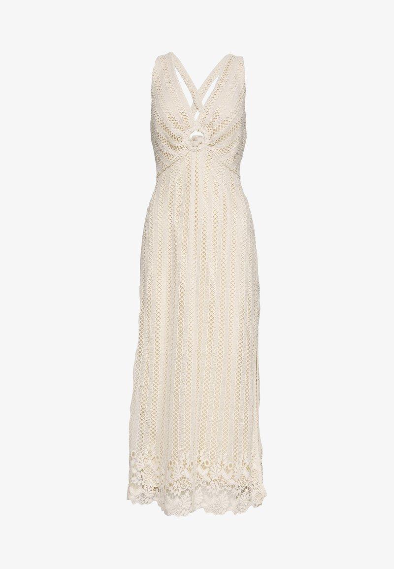 Stevie May - ALPINE MIDI DRESS - Vestido informal - off white