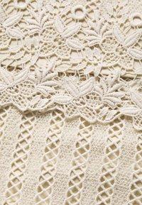 Stevie May - ALPINE MIDI DRESS - Vestido informal - off white - 2