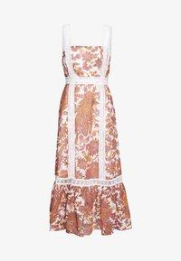 Stevie May - PRODIGY MIDI DRESS - Day dress - off-white - 0