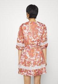 Stevie May - PRODIGY MINI DRESS - Day dress - apricot - 2