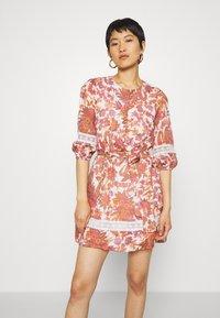 Stevie May - PRODIGY MINI DRESS - Day dress - apricot - 0