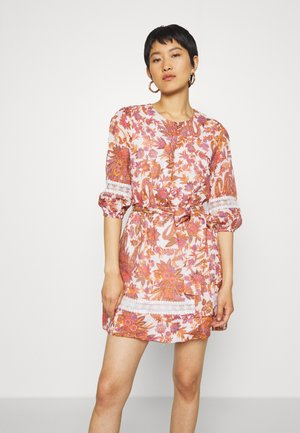 PRODIGY MINI DRESS - Day dress - apricot