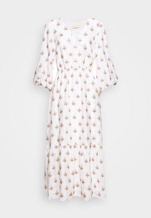 DEJA MIDI DRESS - Korte jurk - white