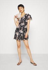 Stevie May - CALLIOPE MINI DRESS - Cocktail dress / Party dress - black - 1
