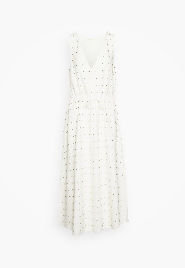 TULLY MIDI DRESS - Day dress - white