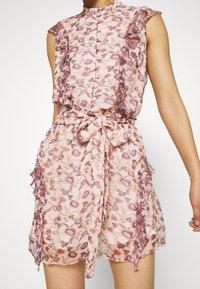 Stevie May - SKY FULL MINI DRESS - Shirt dress - light pink - 5